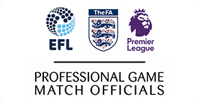 logo client Professional Game Match Officials