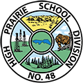 logo high prairie school district
