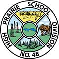 logo High Prairie School District