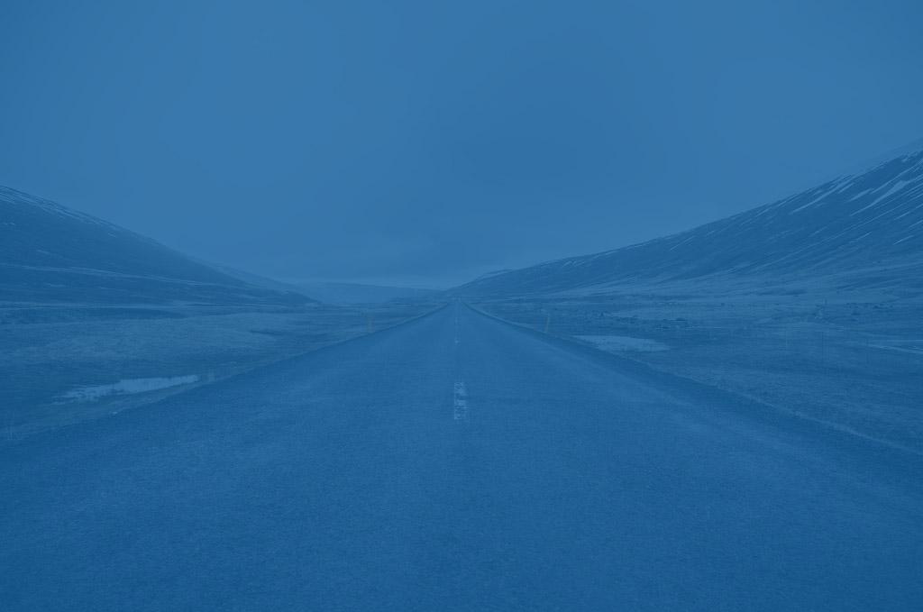 road blue