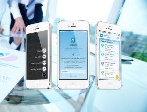 Matrix Booking iOS