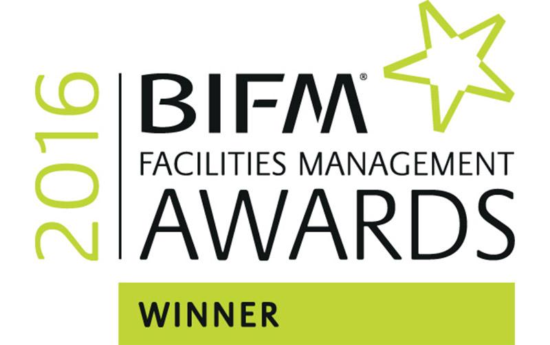 BIFM Facilities Management Awards Winner 2016