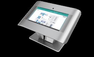 device Kiosk matrix floorPlan