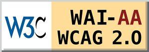 logo WCAG2 AA