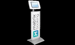 matrixConnect kiosk simpleFloorstand