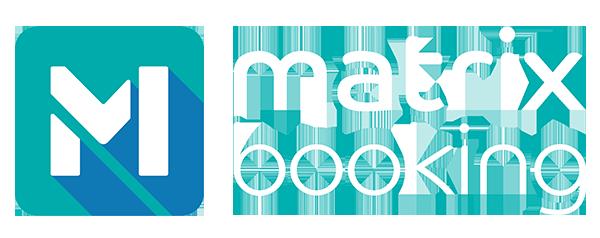 logo Matrix Booking x2