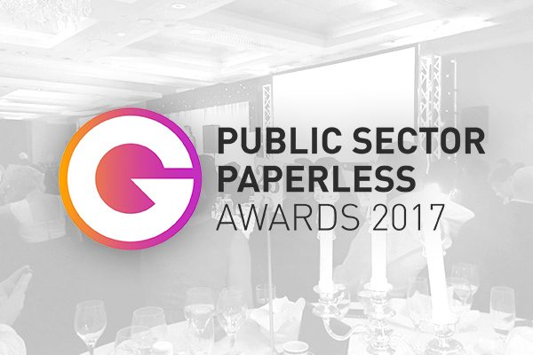 Public Sector Paperless Awards 2017