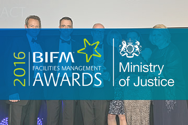 BIFM Facilities Management Awards 2016