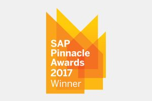 SAP pinnacle award