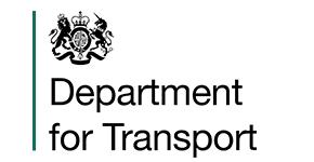 Matrix Booking logos 0001 Department for Transport