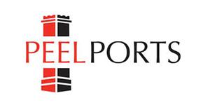 PeelPorts logo